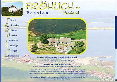 Pension Fröhlich in Gager